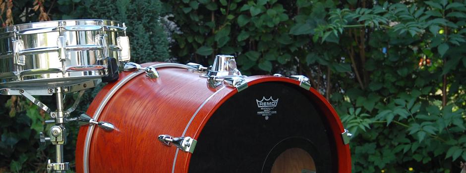 Einzelunterricht Schlagzeug in Mainz