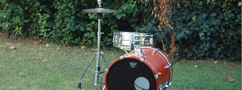 Einzelunterricht Schlagzeug