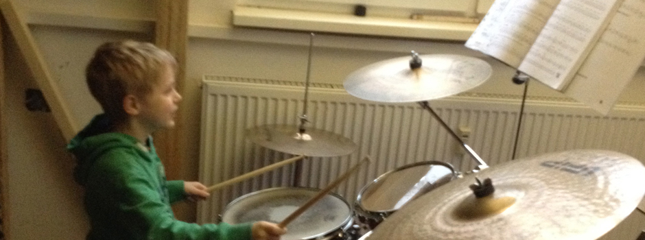 Schlagzeug-Unterricht in Mombach