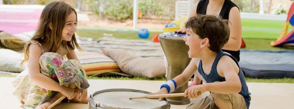 Kindergeburtstag mit der Rhythmschool Mainz