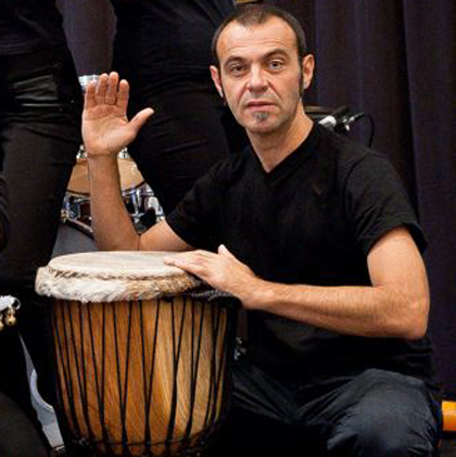 Rhythmschool Marius Todor Schlagzeug und Percussion
